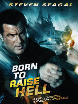 جهنم تبهکاران - Born to Raise Hell
