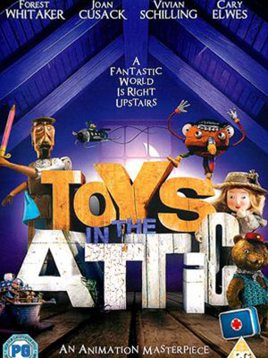 زیرشیروانی - Toys in the Attic