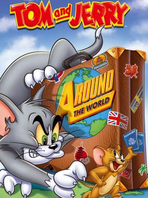 تام و جری - حمله مهاجمان فضایی - Tom and Jerry Tales