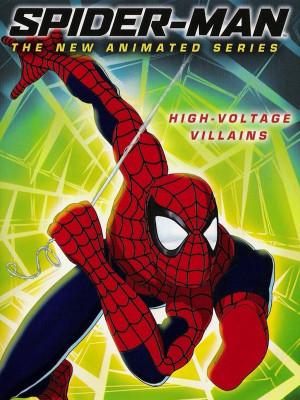 اسپایدرمن - قسمت سوم - Spider-Man: The New Animated Series