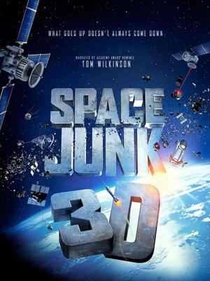 زباله فضایی - Space Junk