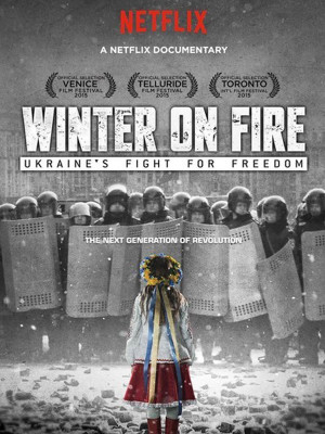 زمستان در آتش - Winter on Fire: Ukraine's Fight for Freedom