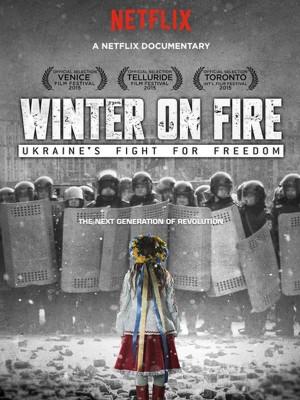 زمستان در آتش - Winter on Fire: Ukraine's Fight for Freedom - زمستان در آتش , زمستاندراتش , زمستاندرآتش , زمستان در اتش , Winter on Fire,مستند,سیاسی - تاریخی, فیلم سینمایی , سینما ,  دانلود فیلم  - محصول آمریکا - انگلیس - سال 2015 - کیفیت HD