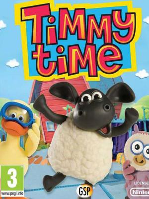 گوسفند کوچولوی ناقلا - تولد تیمی - Timmy Time