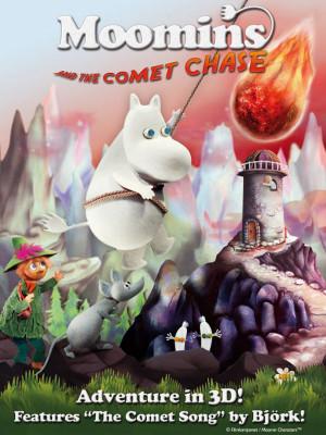 مومین و ستاره دنباله دار - Moomins and the Comet Chase