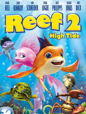 طعمه کوسه 2 - The Reef 2: High Tide