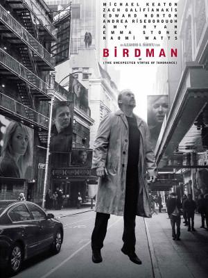 مرد پرنده - Birdman