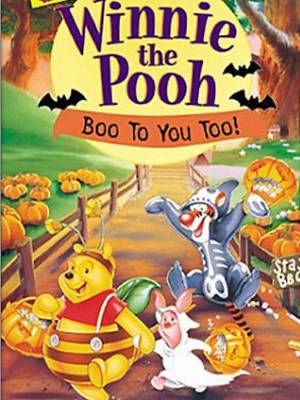 پوه و هالووین - Boo to You Too! Winnie the Pooh