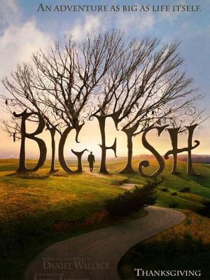 ماهی بزرگ - Big Fish - بیگ فیش , ماهی بزرگ , ماهیبزرگ , Big Fish , تیم برتون , ایوان مک گرگور , lhid fcv',خانوادگی,عاشقانه, فیلم سینمایی , سینما ,  دانلود فیلم  - محصول آمریکا - - - سال 2003