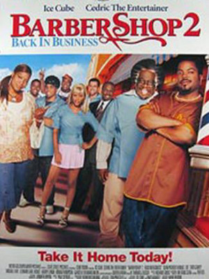آرایشگاه 2 - Barbershop 2: Back in Business - آرایشگاه , مغازه آرایشگری 2 , مغازه آرایشگری , آرایشگری , مغازه ارایشگاه , آیس کیوب , Barbershop 2: Back in Business,کمدی,ماجراجویی, فیلم سینمایی , سینما ,  دانلود فیلم  - محصول آمریکا - - - سال 2004
