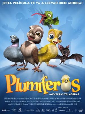 پرندگان آزاد - Plumíferos