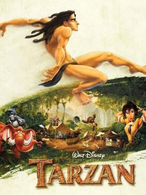 تارزان 1 - Tarzan - تارزان,طارزان,انیمیشن تارزان,انیمیشن تارزن,jhvchk,hkdldak jhvchk,انیمیشن,ماجراجویی, فیلم سینمایی , سینما ,  دانلود فیلم  - محصول آمریکا - - - سال 1999