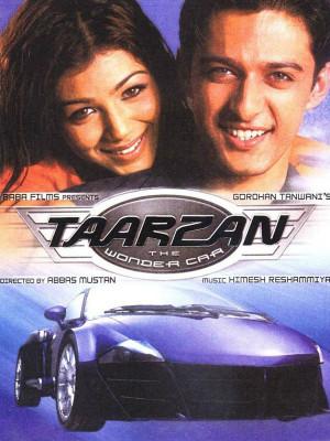 تارزن - Taarzan: The Wonder Car
