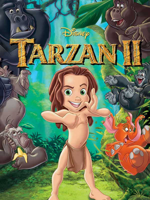 تارزان 2 - Tarzan II