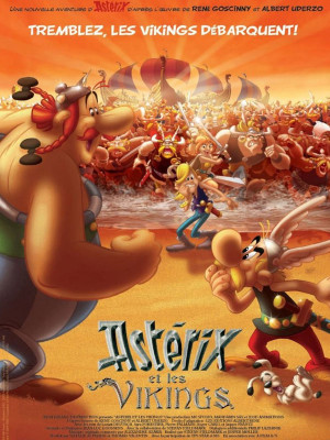 آستریکس و وایکینگ ها - Astérix et les Vikings