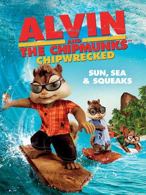 آلوین و سنجاب ها 3 - Alvin and the Chipmunks: Chipwrecked 3