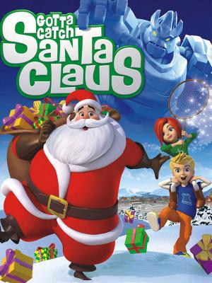 سانتا دستگیر میشود - Gotta Catch Santa Claus