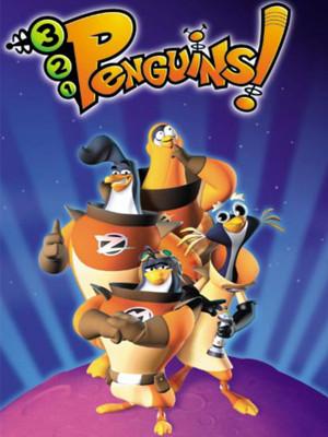 پنگوئن های فضایی - Penguins