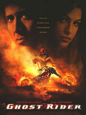 روح سوار - Ghost Rider - روح سوار , روحسوار , Ghost Rider , نیکلاس کیج , GhostRider , ghostrider,علمی - تخیلی,, فیلم سینمایی , سینما ,  دانلود فیلم  - محصول آمریکا - - - سال 2007