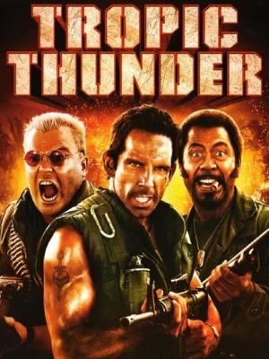 تندر گرمسیری - Tropic Thunder - تندر گرم سیری , تندرگرمسیری , تندر گرمسیری , متیو مکانهی , متیو مک کانهی , Tropic Thunder,کمدی,اکشن, فیلم سینمایی , سینما ,  دانلود فیلم  - محصول آمریکا - - - سال 2008
