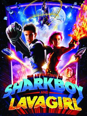 پسر کوسه ای دختر گدازه ای - The Adventures of Sharkboy and Lavagirl