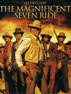 هفت سوار دلاور - The Magnificent Seven Ride