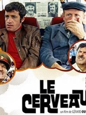 مغز متفکر - The Brain - مغز متفکر , مغزمتفکر , مغذ متفکر , ژان پل بلموندو , د برین , The Brain,اکشن,گانگستری, فیلم سینمایی , سینما ,  دانلود فیلم  - محصول فرانسه - - - سال 1969 - کیفیت HD