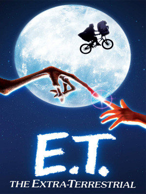 ای تی - E.T. the Extra-Terrestrial