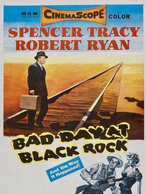 روز بد در بلک راک - Bad Day at Black Rock