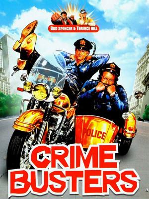 دو پلیس زبل - Crime Busters