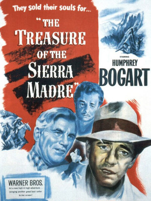 گنج های سیرامادره - The Treasure of the Sierra Madre