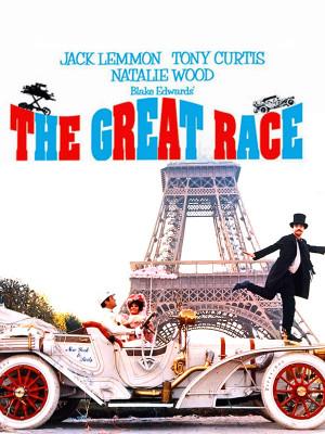 مسابقه بزرگ - The Great Race