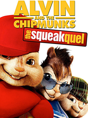 آلوین و سنجاب ها 2 - Alvin and the Chipmunks: The Squeakquel