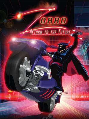 زورو بازگشت به آینده - Zorro-Return to the Future