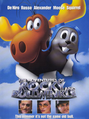 راکی و بولوینکل - The Adventures of Rocky and Bullwinkle