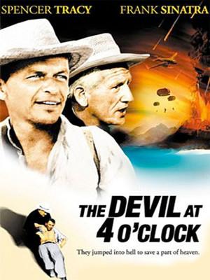شیطان در ساعت 4 - The Devil at 4 O'Clock