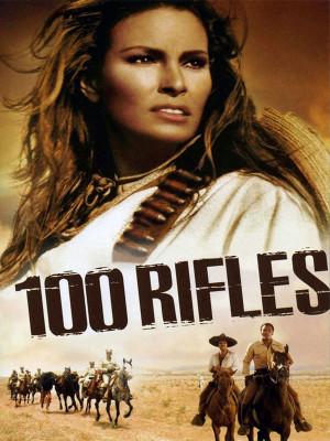 100 اسلحه - 100 Rifles - فیلم,فیلم سینمایی,اکشن,وسترن,اسلحه,100 اسلحه,صد اسلحه,برت رینولدز,جیم براون,تام گریس,اکشن,وسترن, فیلم سینمایی , سینما ,  دانلود فیلم  - محصول آمریکا - - - سال 1969
