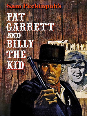 پت گرت و بیلی د کید - Pat Garrett & Billy the Kid