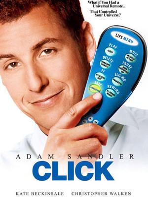 کلیک - Click - Click , کلیک , آدام سندلر , ریموت کنترل , کنترل از راه دور,علمی - تخیلی,, فیلم سینمایی , سینما ,  دانلود فیلم  - محصول آمریکا - - - سال 2006