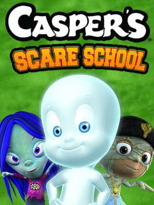 کاسپر در مدرسه وحشت - Casper's Scare School