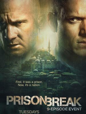 فرار از زندان - فصل 5 قسمت 1