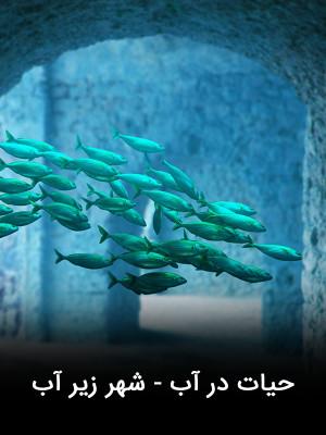 حیات در آب - شهر زیر آب