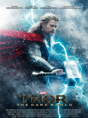 تور - جهان تیره - Thor-The Dark World