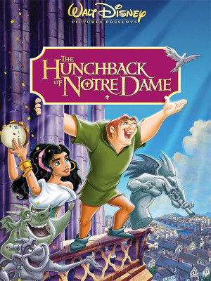 گوژپشت نوتردام - The Hunchback of Notre Dame