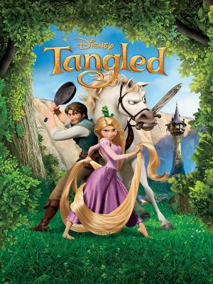 گیسوکمند - Tangled