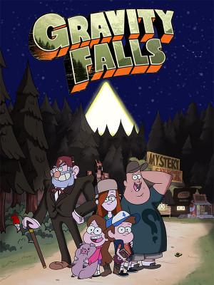آبشار جاذبه - قسمت 2 - Gravity Falls