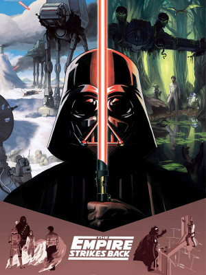 Star Wars – The Empire Strikes Back