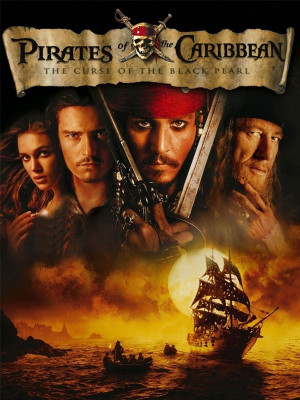 Pirates of the Caribbean I - The Curse of the Black Pearl