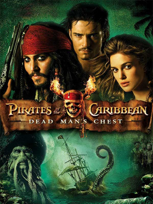 Pirates of the Caribbean II - Dead Man's Chest