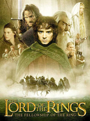 The Lord of the Rings 1 - The Fellowship of the Ring